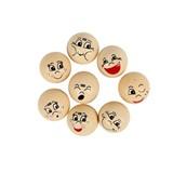 Ξύλινα - Κεραμικά & Cotton Πρόσωπα