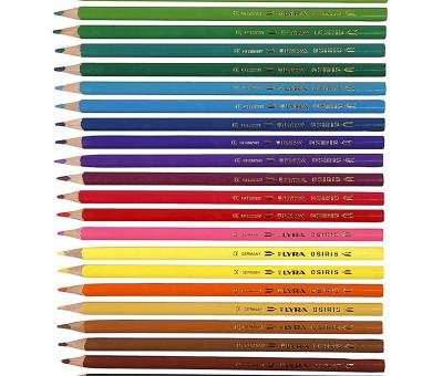Χρωματιστά Μολύβια
