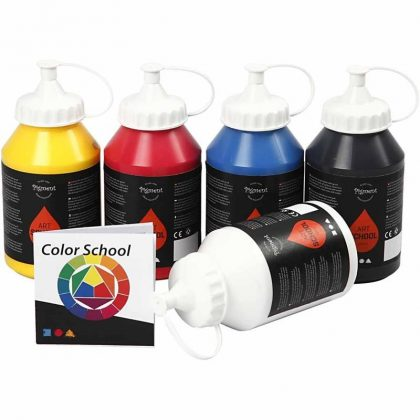 Pigment Art School Acrylic Paint